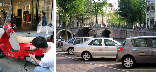 Guerrilla marketing campaign Scratches On You Car - examples