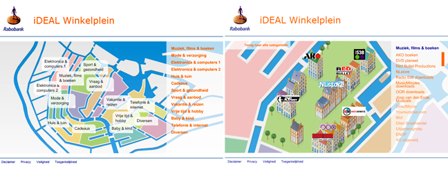 Marketing campaign for iDEAL and Rabobank